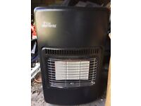 Gas Heater with Bottles