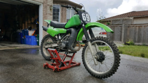 1987 Kawasaki KDX200 - NEED GONE!
