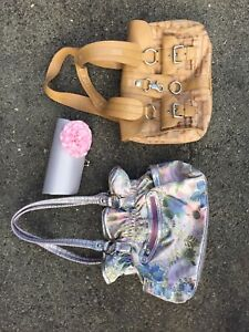 Women's purse and clutch wallet