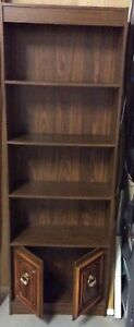 2 Bookcases (Deep River pick up)