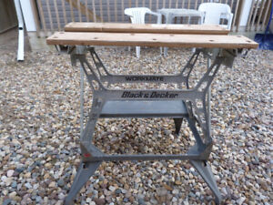NEW PRICE - Workmate portable workbench
