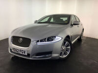2012 62 JAGUAR XF D SPORT AUTOMATIC 1 OWNER JAGUAR SERVICE HISTORY FINANCE PX
