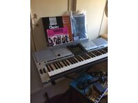 Yamaha PSR3000 package