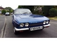 Reliant Scimitar Se5 - Total Ground UP 5 Year Restoration!