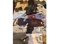 MENS DESIGNER CLOTHES, Levi, firetrap, Fred Perry, sonetti