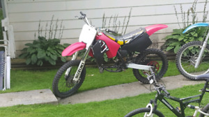 93 rm 125 project