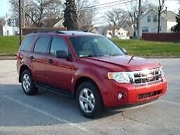 09 Ford Escape XLT