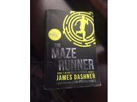 Maze runner book
