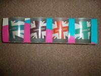Box of 4 Tumblers (London 2012 Olympics Design)