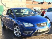 Ford Focus ST-3 2006 + FULL SERVICE HISTORY + CAMBELT DONE + MOT JUNE 2016