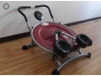 Ab circle, great working condition. Very easy to use