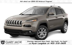 2017 Jeep Cherokee North **BACK UP CAMERA/ HEATED SEATS**
