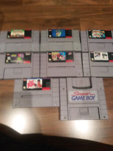 Looking for super Nintendo games!!!