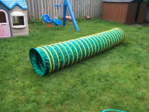 14' Dog Agility Tunnel