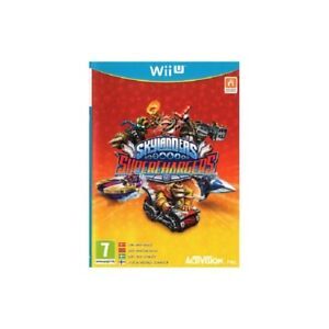 WiiU Skylanders Supercharger and more