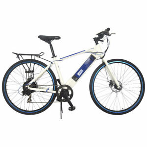 "Alton Auto-Road 26"" x 17"" 36V Electric E-Bike"