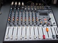 Behringer xenys mixin desk
