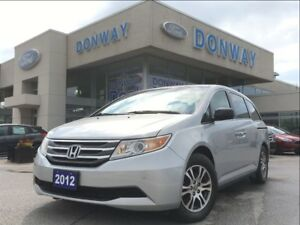 2012 Honda Odyssey EX-L |LEATHER|POWER DOORS|BACK UP CAM