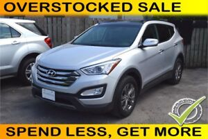 2014 Hyundai Sante Fe Sport 2.4 AWD, Yours For $85 Week