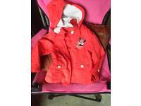 Minnie summer jacket Age 2 years