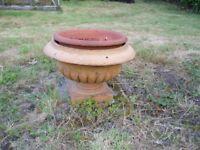Vintage Garden Urn/Planter