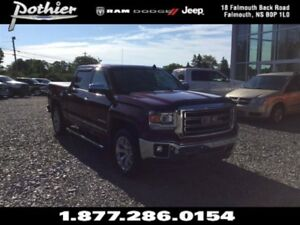 2014 GMC Sierra 1500 SLT | LEATHER | TONNEAU COVER |