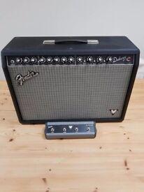 Fender Deluxe VM 40w Valve Guitar Amplifier