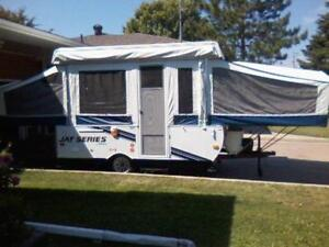 Mint - 2009 Jay-Co Jay Series Tent Trailer