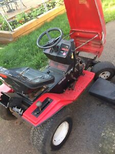 Mtd lawn tractor body no motor or deck