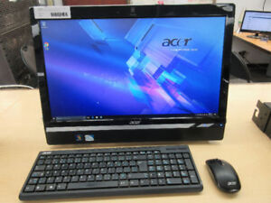 """**ALL IN ONE** Acer Aspire Z3620 21.5"""" 1TB Desktop Computer"""