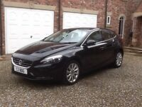 Volvo V40 2.0 D4 SE LUX Auto (start/stop) 177 hp low mileage