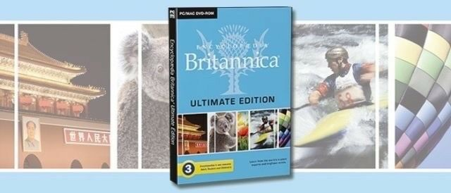Ultimate Britannica Edition PC Mac DVD Romin Walthamstow, LondonGumtree - Brand new in original packaging, great Enceclopaedia with pictures and games.., Latest edition Collection London E17 or by post plus £2.50