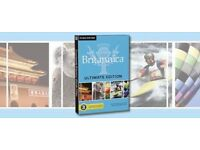 Ultimate Britannica Edition PC Mac DVD Rom