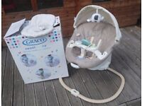 Graco SweetPeace Baby Swing Bouncer with Music / Sounds