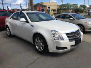 2008 Cadillac CTS sport 3,6 litres toit panoramique extra clean