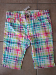 Girls size 14 Children's Place Shorts