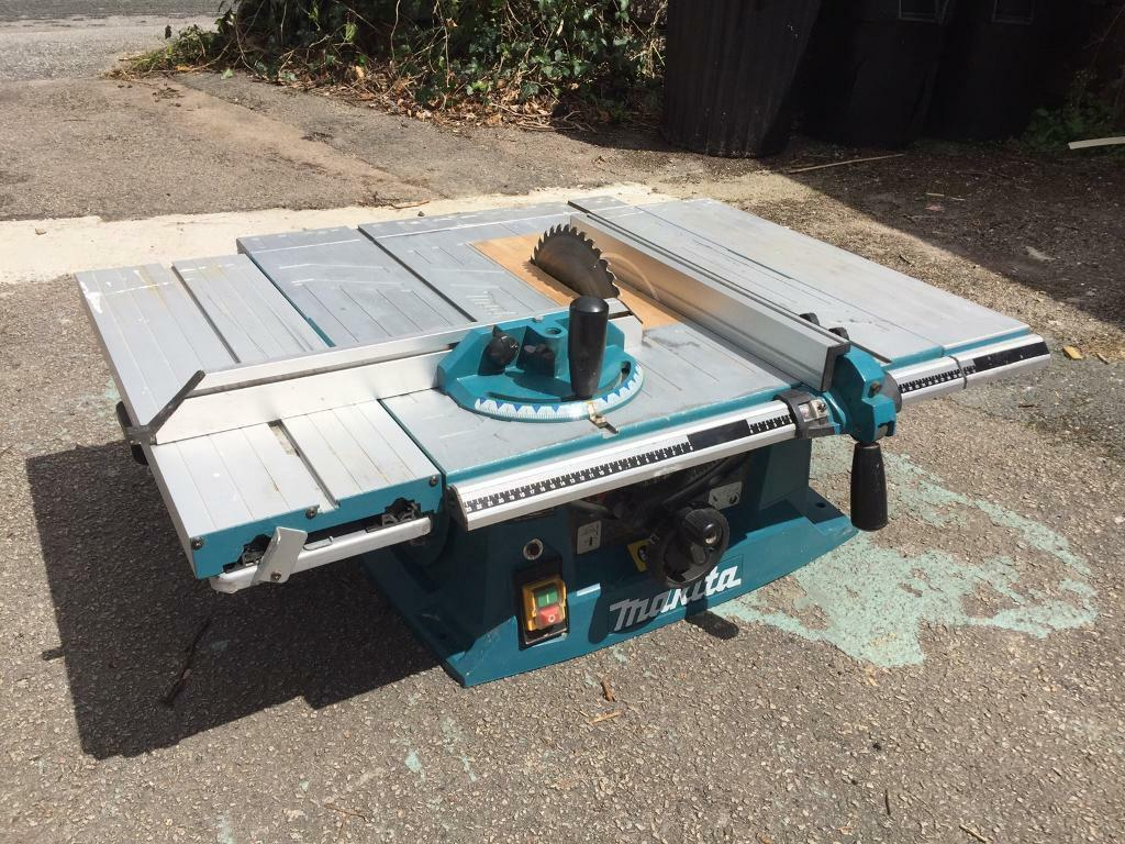 Makita Mlt100 Table Saw In Falmouth Cornwall Gumtree