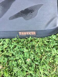 Trifecta tonneau cover