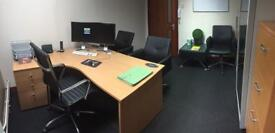 Furnished Office To Let