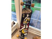 "Sector 9 40"" Drop Through Complete Longboard"