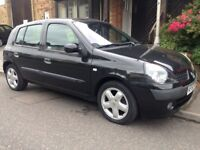 2003 (53) Renault Clio 1.2 Dynamique *Only 78000 Miles* 1 former keeper Full history x2 keys