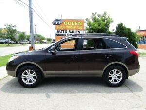 2008 Hyundai Veracruz Low Kilometers | Heated Seats | Sunroof