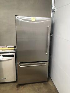 3 years old GE stainless steel fridge