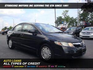 2009 Honda Civic GREAT ON GAS