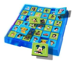 Hasbro Games Flippity Find the Disney Edition