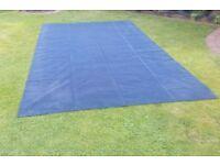 Groundsheet Softex Blue