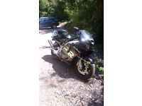 Cbr 900 fireblade rr-w (original condition)