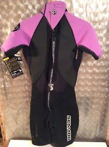 Ladies wet suit new