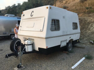 Carefree Travel Trailer (15 foot with hitch)