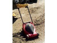 Power devil lawn mower